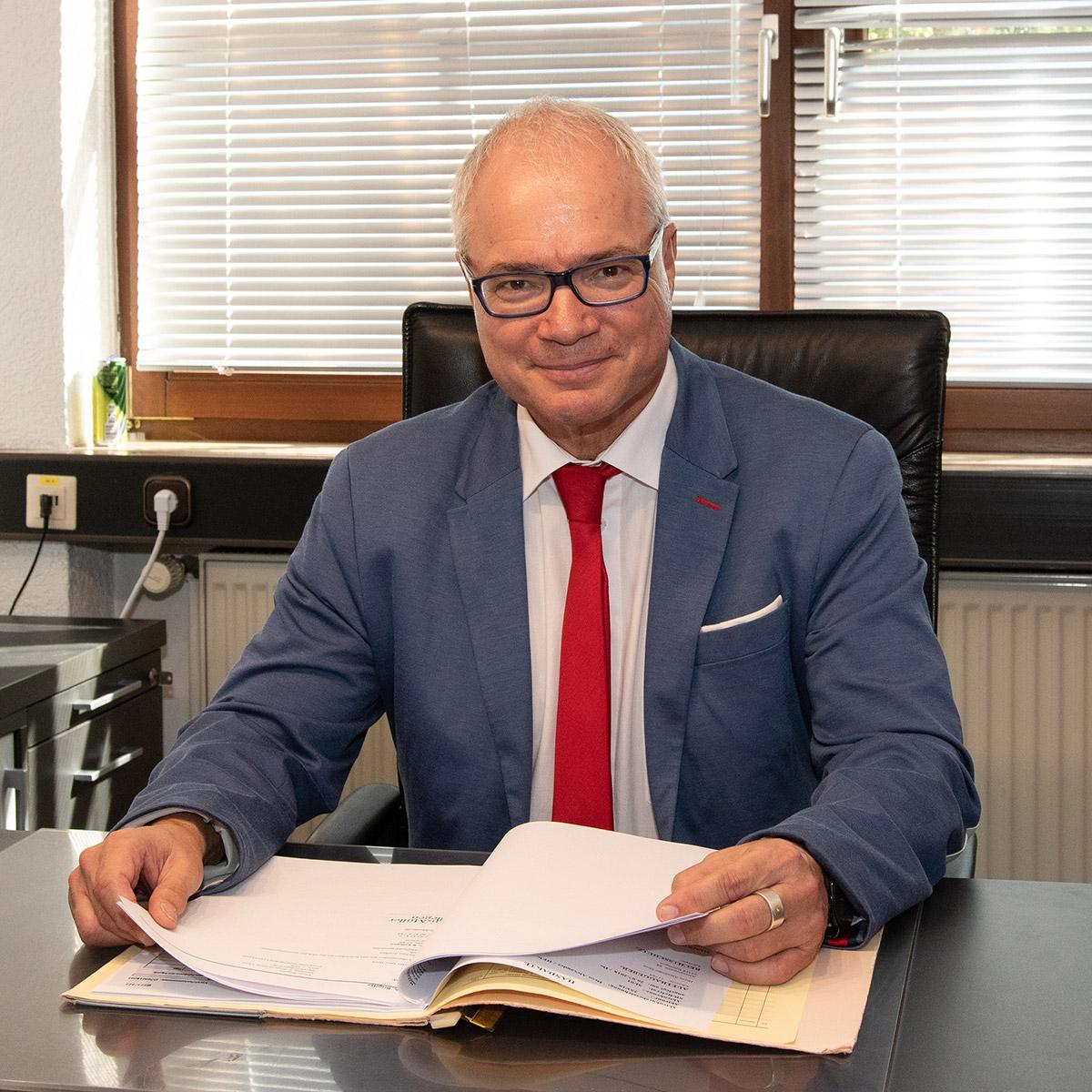 Hans Müller ( Kanzlei )