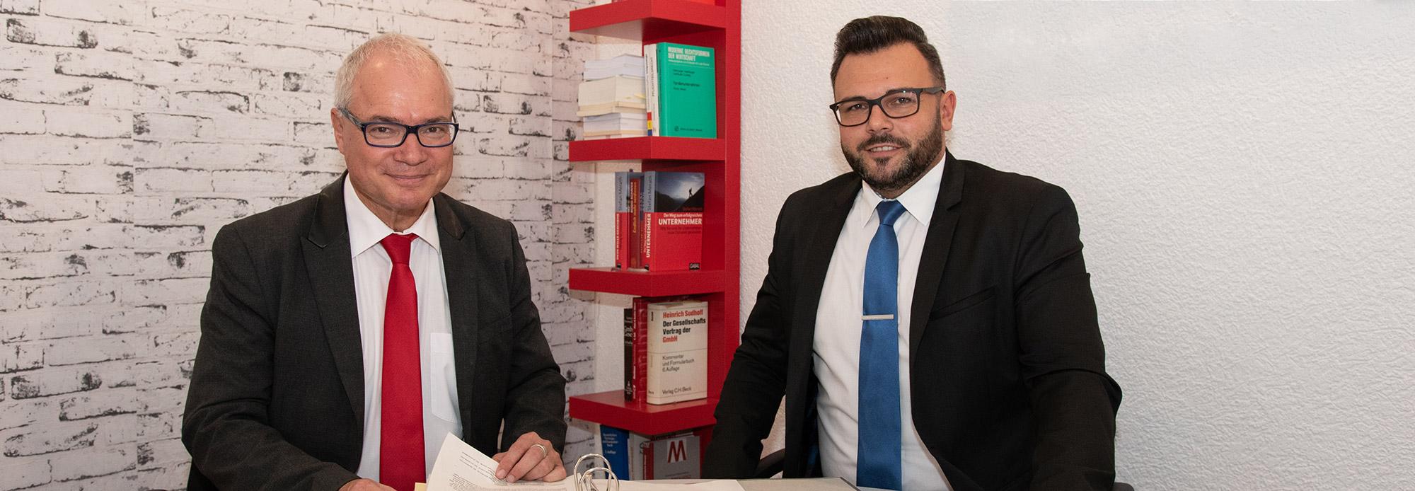 Insolvenzanwalt Schweinfurt Hans Müller und Alin Wellmann